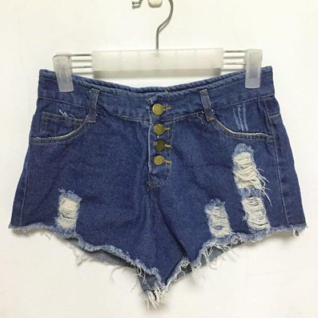 Hotpant Jeans Copy Merek Mango