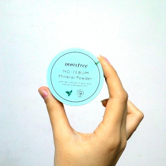 innisfree透明蜜粉