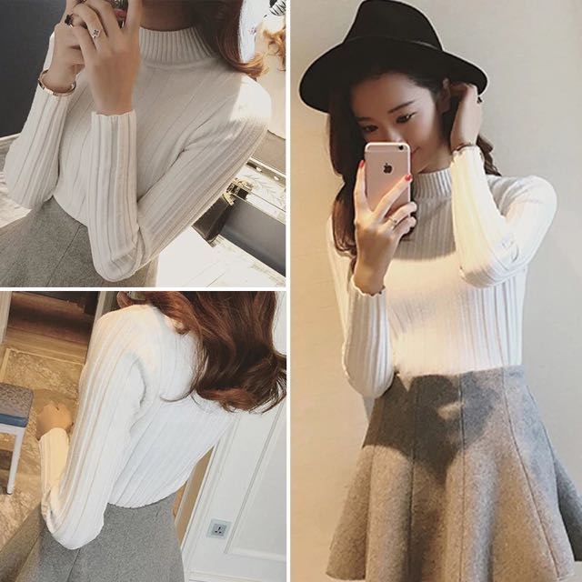 [Instock] Knitted Top