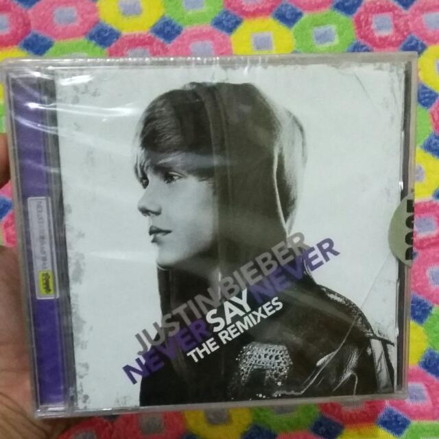 JB Never Say Never Remixes