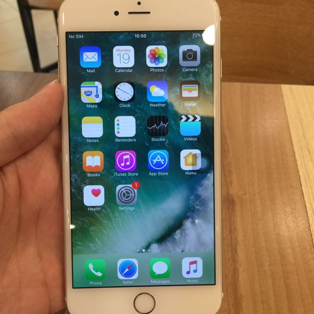 Jual Iphone 6 Plus 64gb Mobile Phones Tablets On Carousell