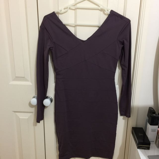Kookai Bodycon Dress Size 2