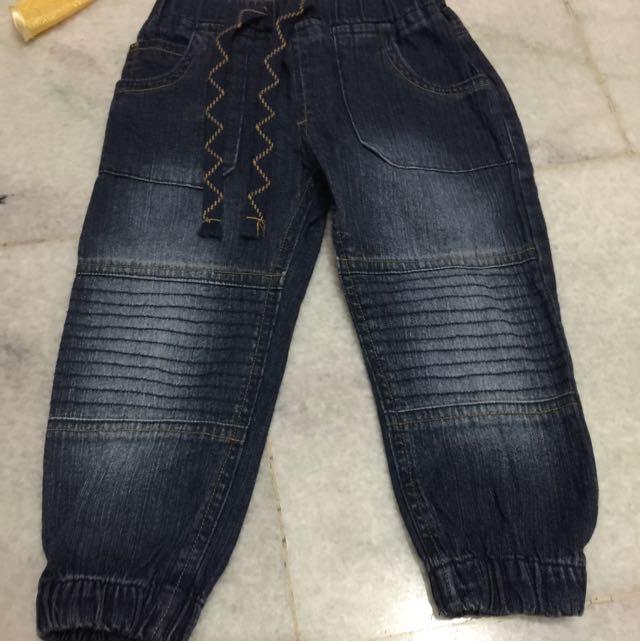 Little M pants