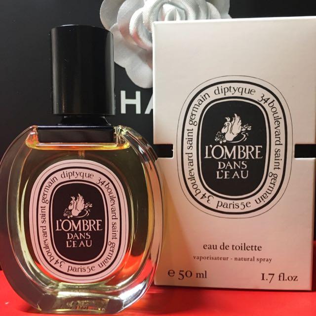 影中之水淡香水L'OMBRE DANS L'EAU Floral