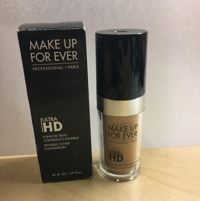 Make up for ever HD超進化粉底液y325