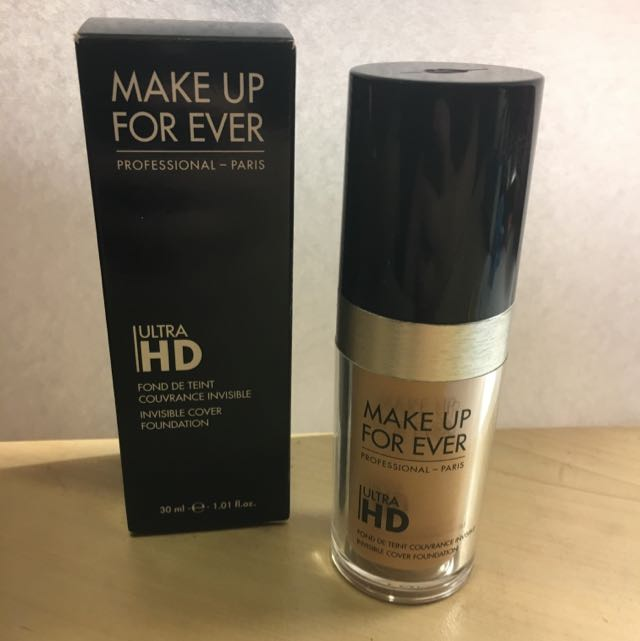 Make up for ever HD超進化粉底液y215