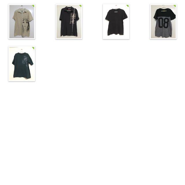 Mens clothes Size M-L