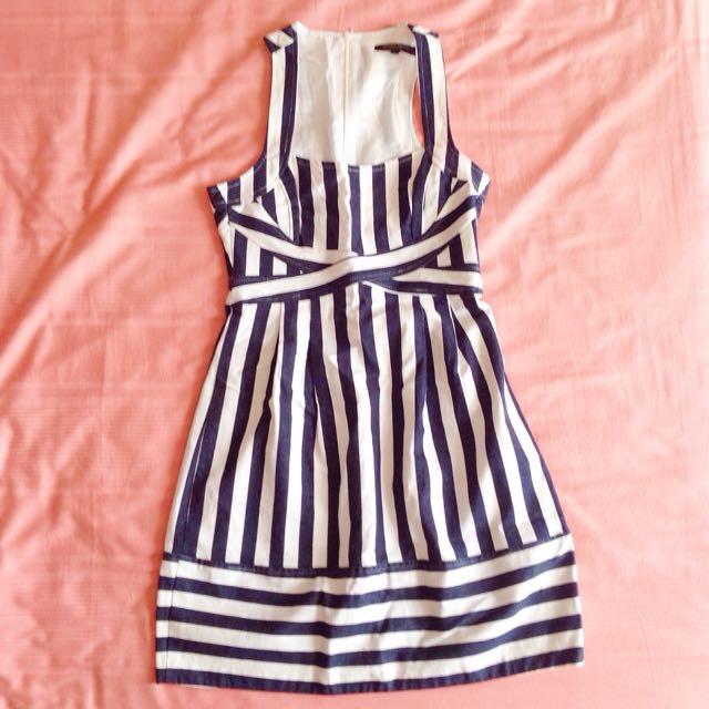 Nanette Lepore Stripes Dress