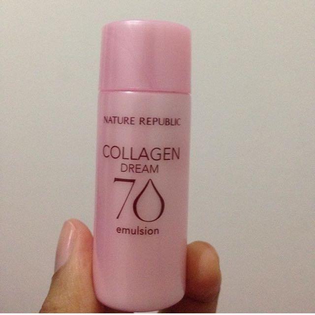 Nature Republic Collagen Dream Emulsion