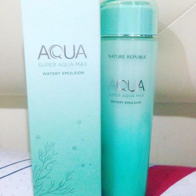 Nature Republic Super Aqua Max Combiantion Skin Emulsion