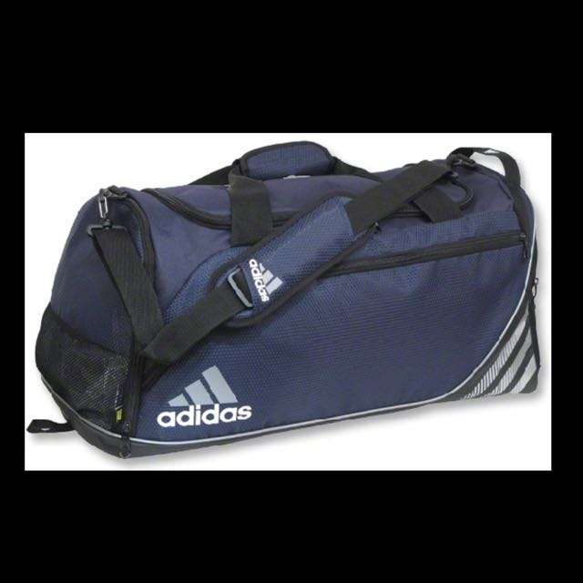 New Adidas Team Speed Duffel Gym Bag Size Small