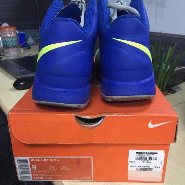Nike Dual Fusion BB