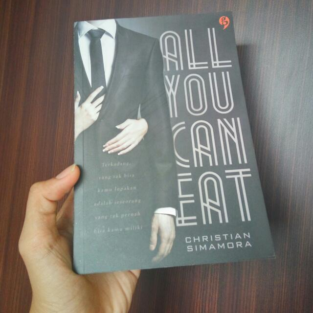 Novel All You Can Eat