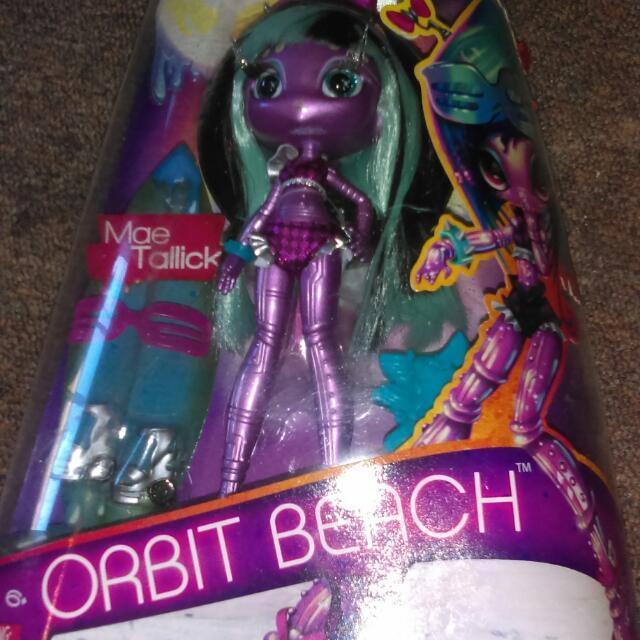 Orbit Beach Doll