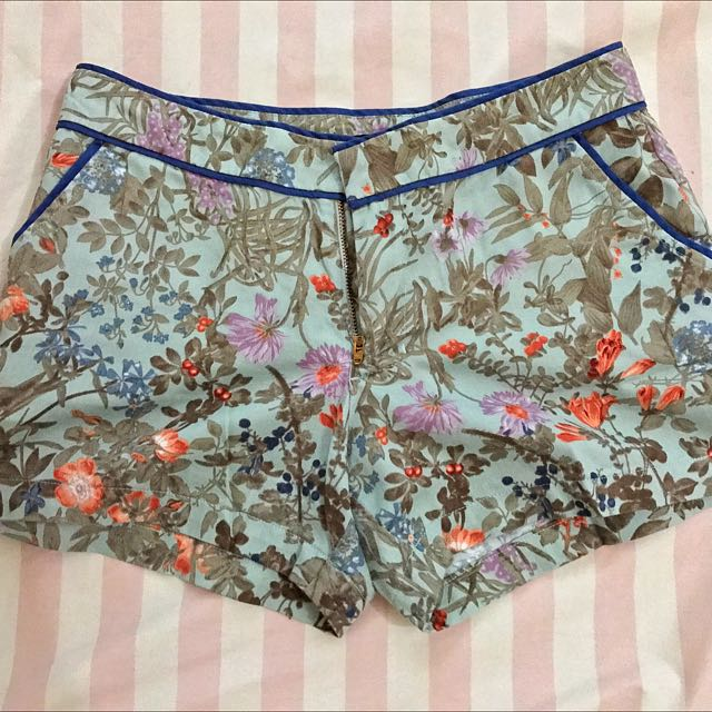 *reserved* Plains & Prints shorts