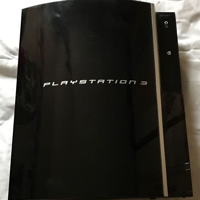 PlayStation 3 Cod sole With Controls