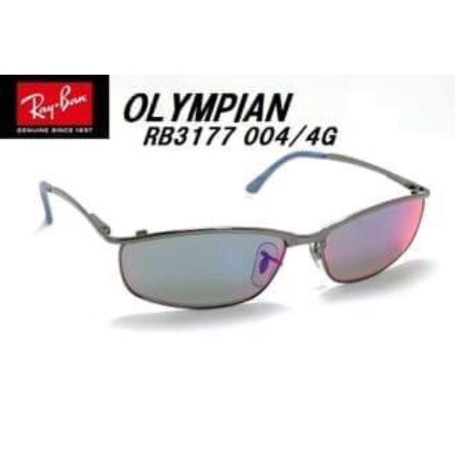 RAY BAN SUNNIES - RB 3177 004 4G OLYMPIAN