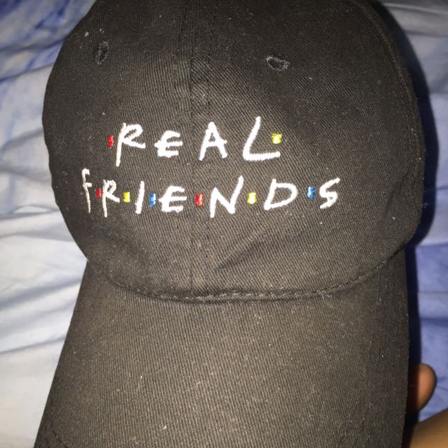 f45050edd9c Real Friends Dad Cap