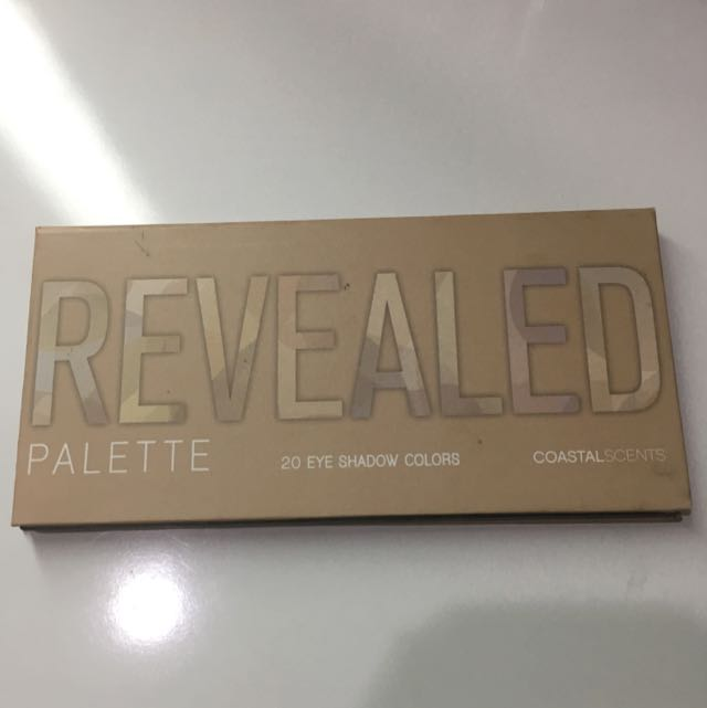 Revealed Palette Coastal Scents