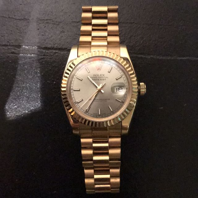 03c3d0068 Rolex Cl5 72200, Luxury, Watches on Carousell