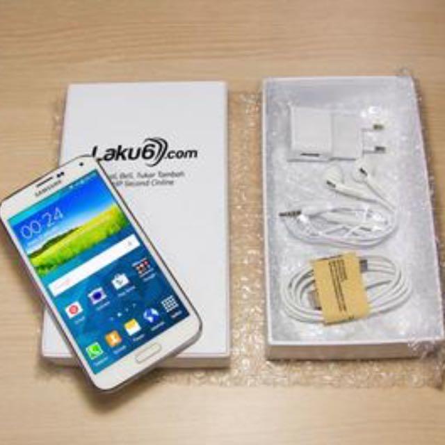 Samsung Galaxy S5 Bekas Good Condition Elektronik Telepon Seluler