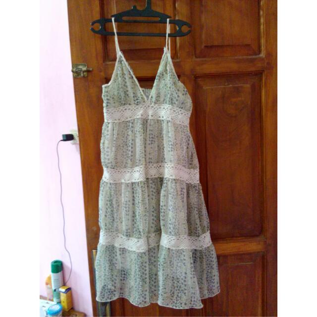 Sifon Dress+furing