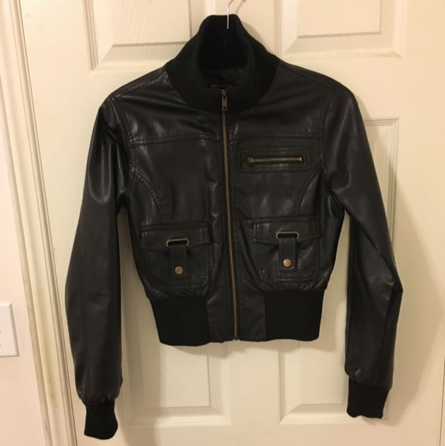 Sirens Leather Jacket
