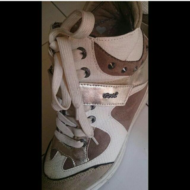 Sneaker Gosh White