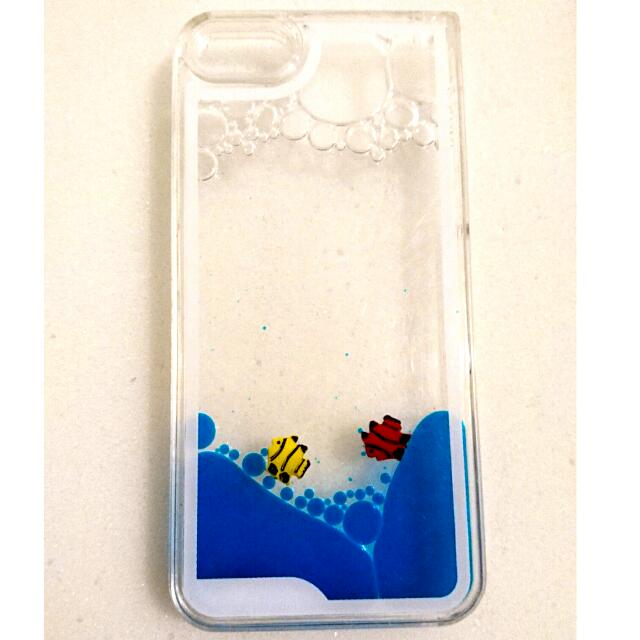 Swimming Fishies IPhone 5 Case