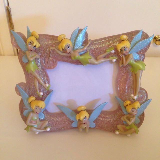 Tinkerbell Photo Frame