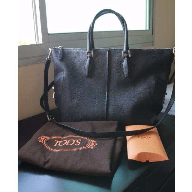 fde0cb39e5 Tod's ALR medium shoulder bag (ALR Tracolla zip media), Luxury, Bags ...