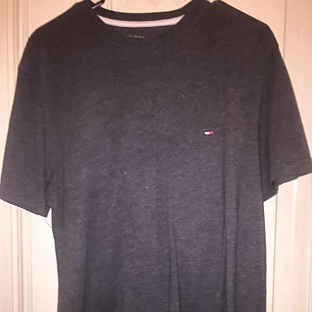 Tommy Hilfiger Dark Grey T-Shirt