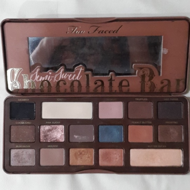 ORIGINAL TOO FACED Semi Chocolate bar