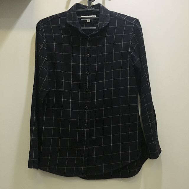 Uniqlo Long-sleeved Top