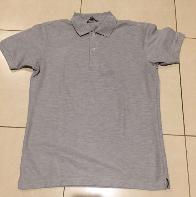 Uniqlo Polo Shirt Polyester