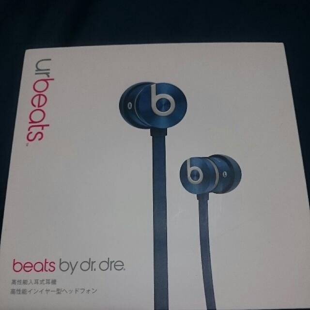 Urbeats耳機(藍色)