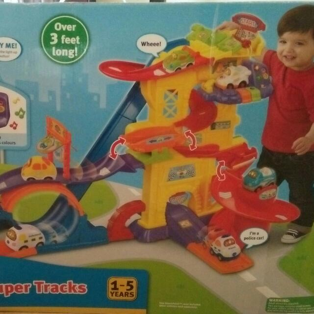 Vtech Toot Toot Drivers