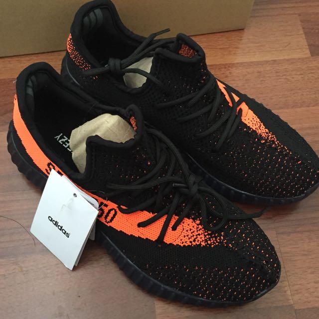 Sepatu Adidas X Yeezy 350 v2 Size 39