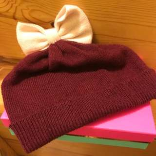 NEW Kate Spade Hat 冷帽