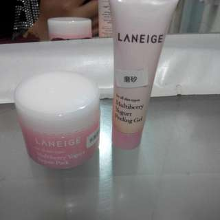 Laneige Multiberry Trial Kit Set