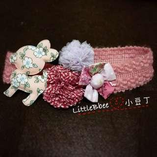 Handmade嬰兒髮帶