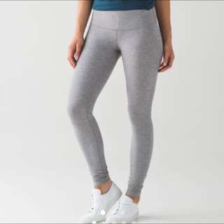 Grey Lululemon