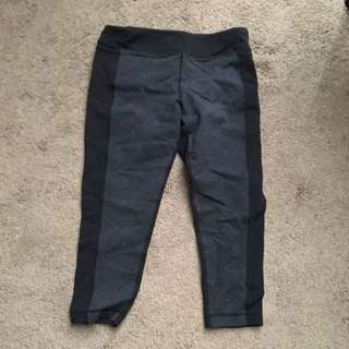 Bench Cropped Leggings Size Xs