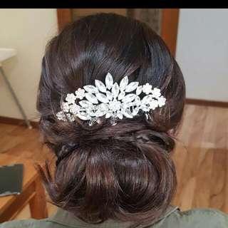 Bridal Wedding Hair Comb