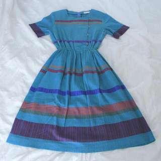 Vintage Dress Tosca