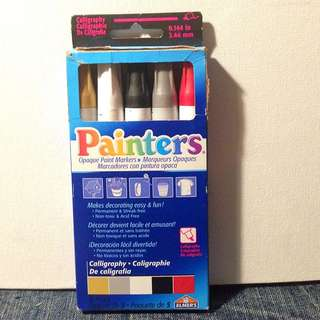 🎨 Paint Markers