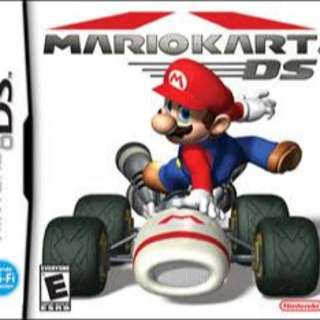 WTB Mario Kart On DS ASAP!