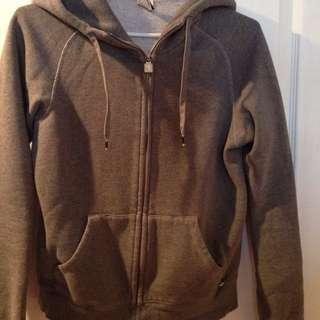 TNA grey Sweater