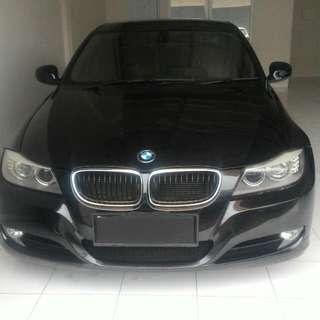 BMW 320i Eksekutif, NIK 2010/2011