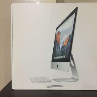 iMac (21.5-inch, Late 2015) - Brand New - Sealed
